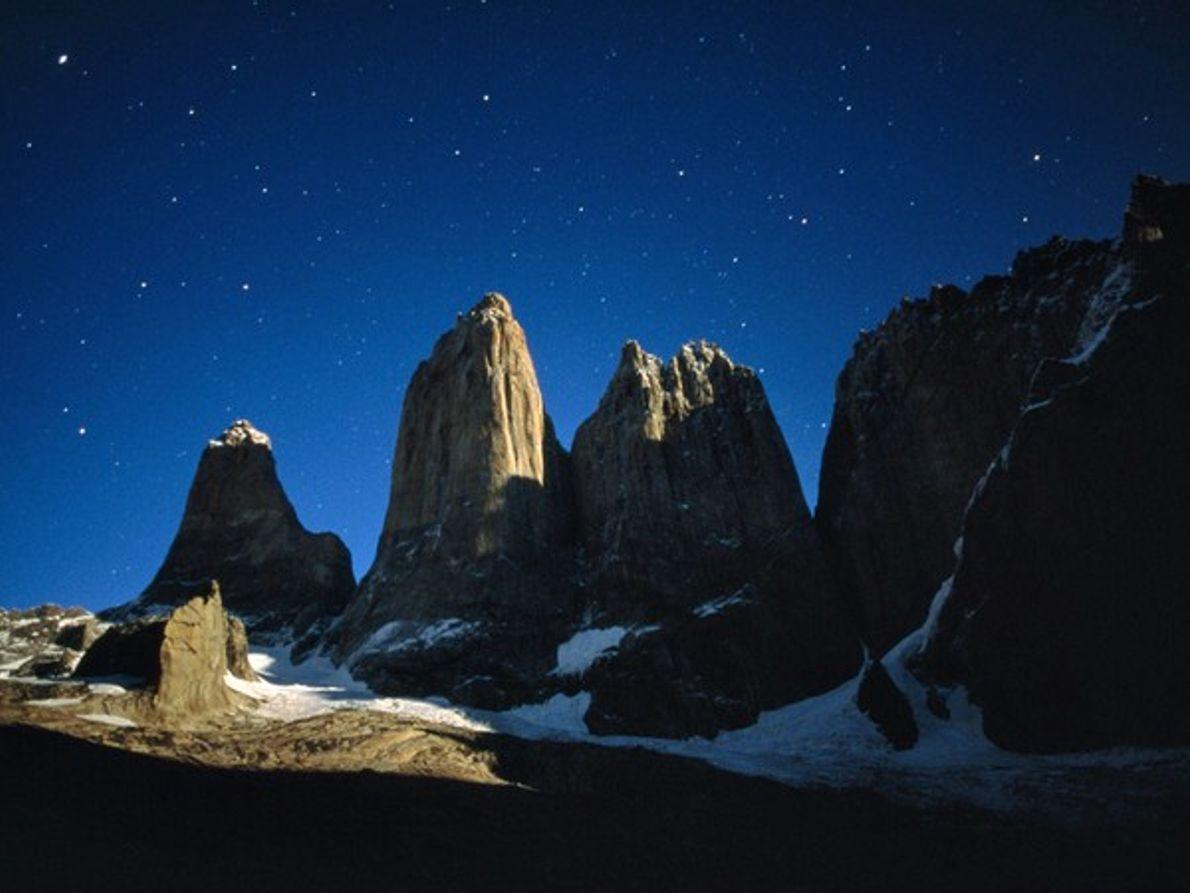 Montañas rocosas Copahue