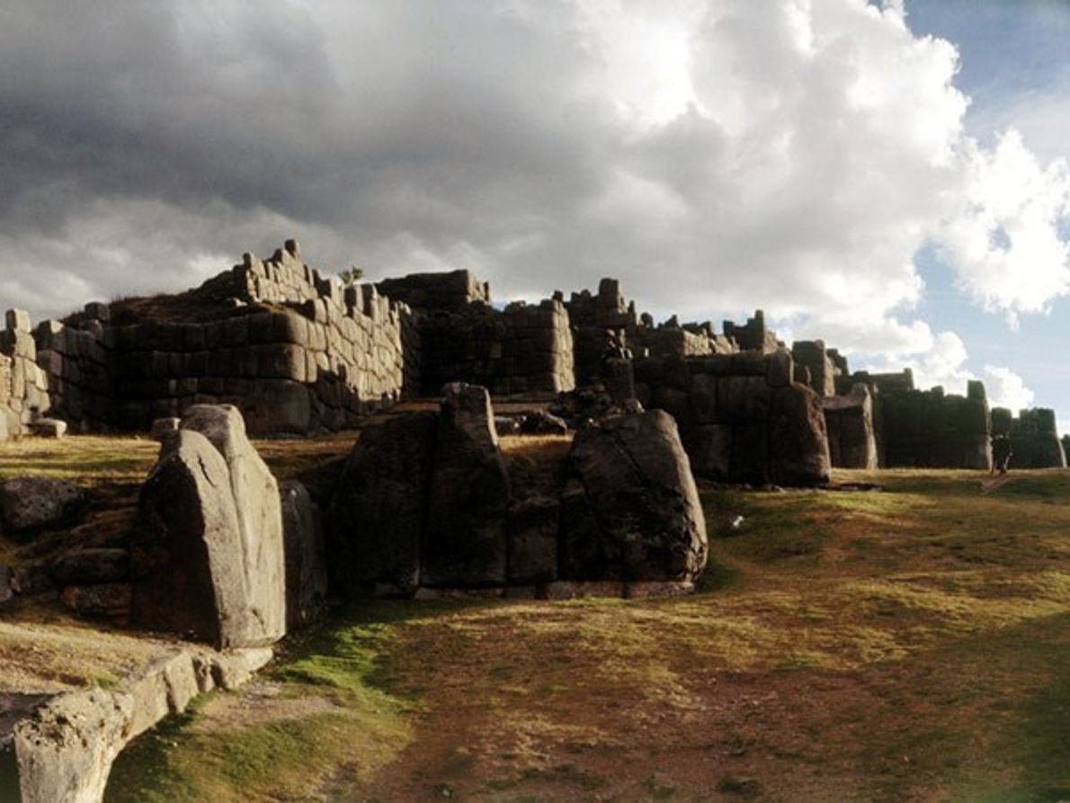 Fortaleza de Sacsahuaman