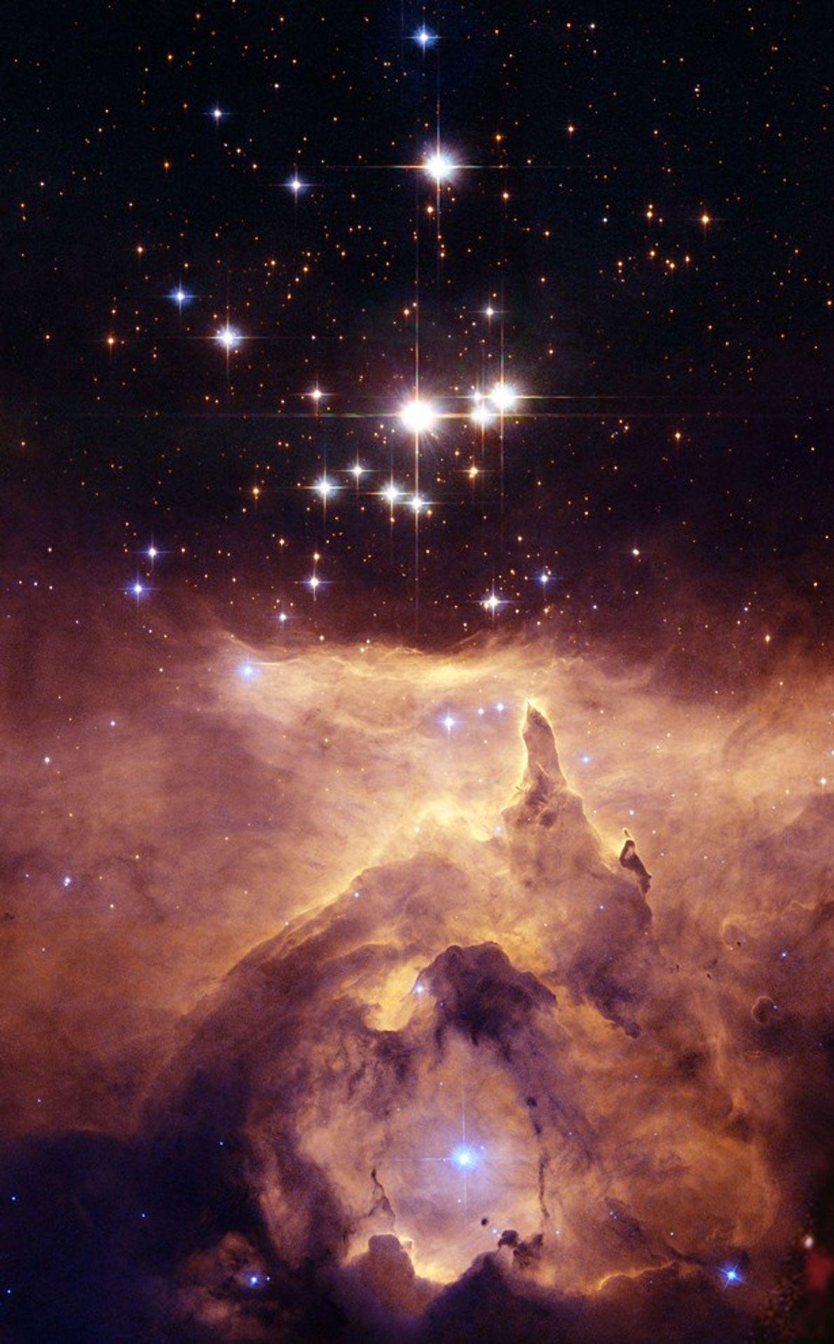 Nebulosa difusa NGC 6357