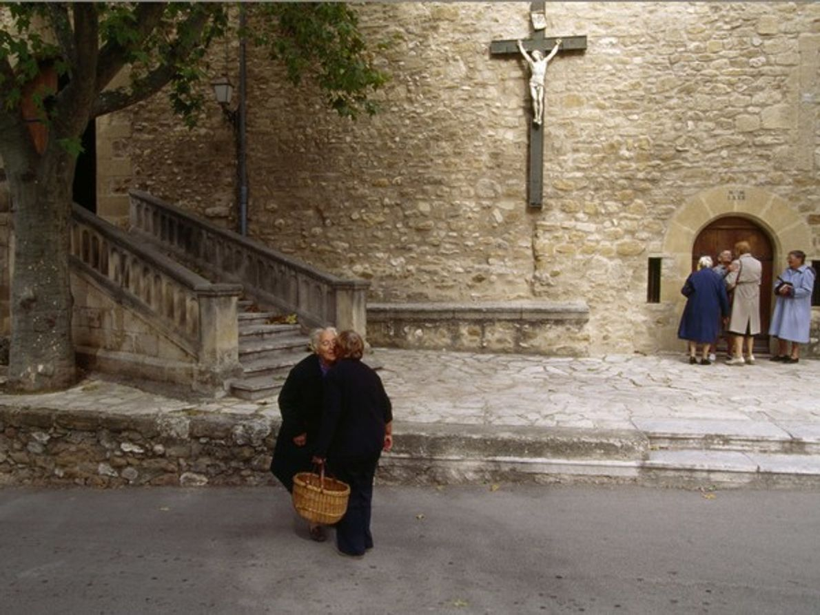 Notre Dame de Romegas, La Tour-d'Aigues