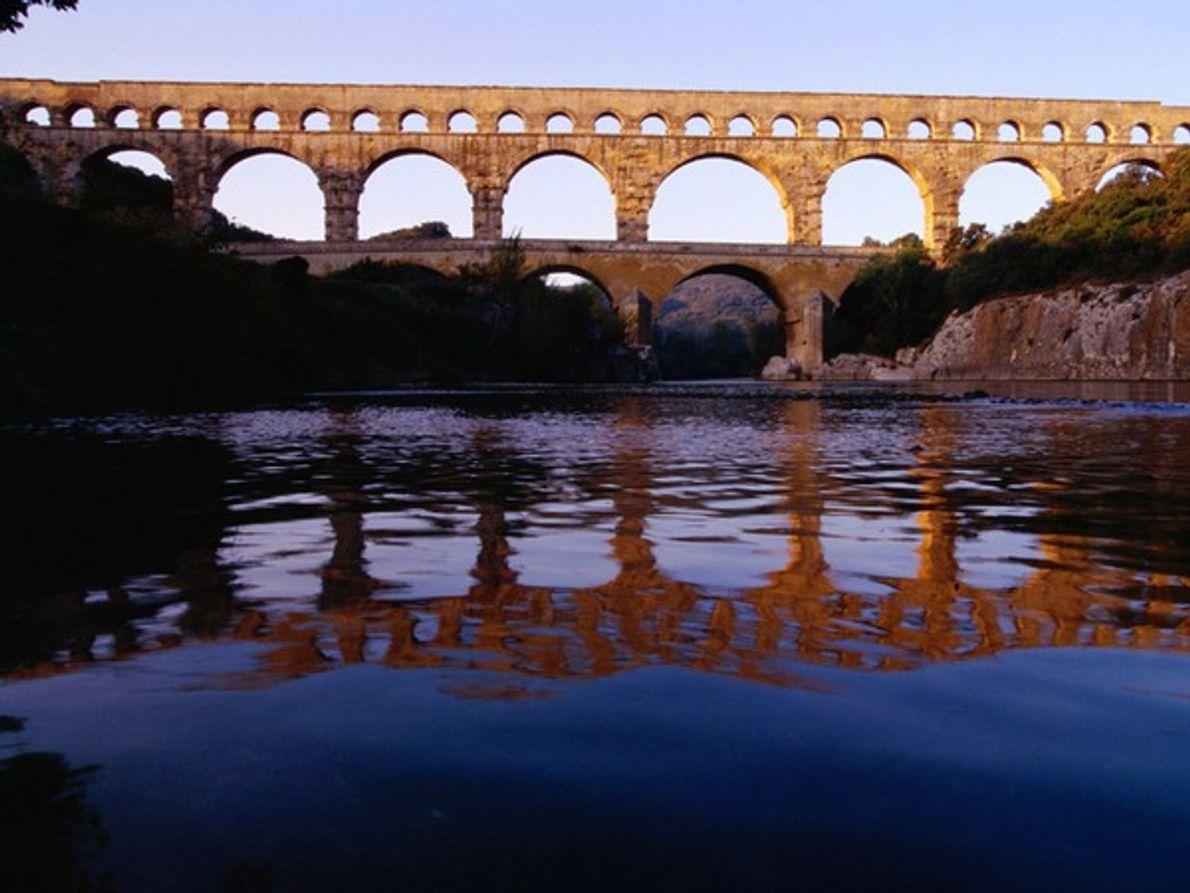 Pont du Gard, Nîmes