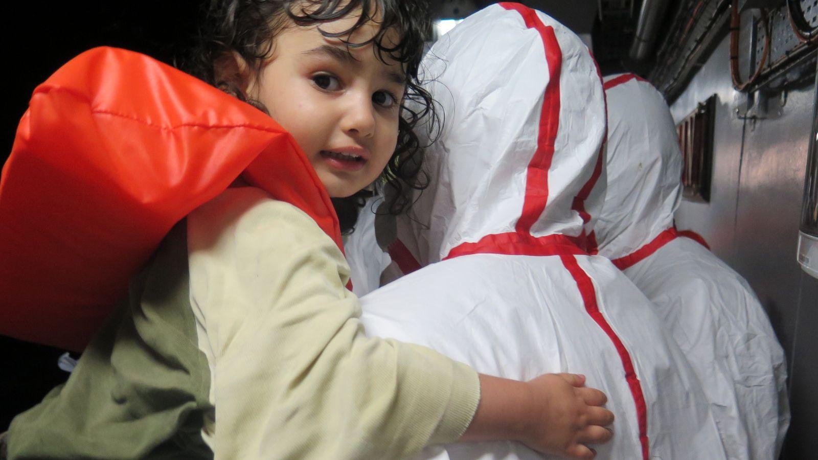 Refugiados Mediterráneo