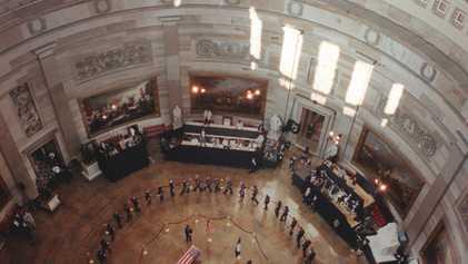 La turbulenta historia del Capitolio estadounidense: bombas, violencia e intentos de asesinato