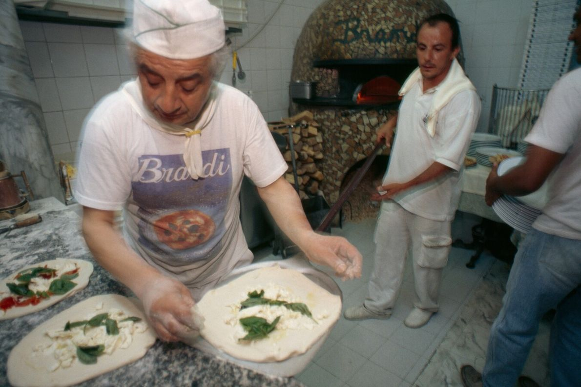 Los pizzaiolo