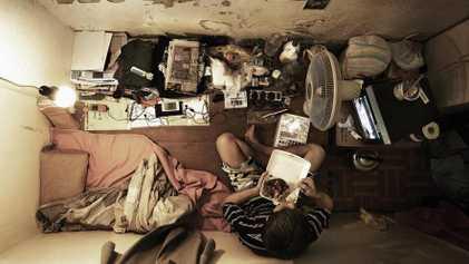 Benny Lam nos ofrece una nueva perspectiva de las «casas ataúd» de Hong Kong