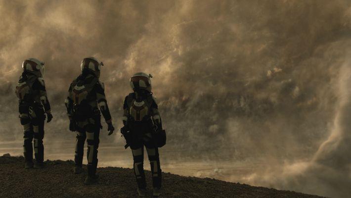 Marte – Resumen de la primera temporada