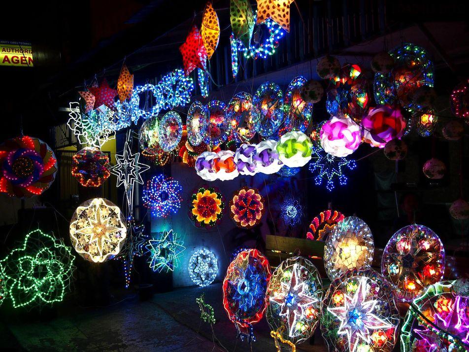 Siete objetos navideños del mundo