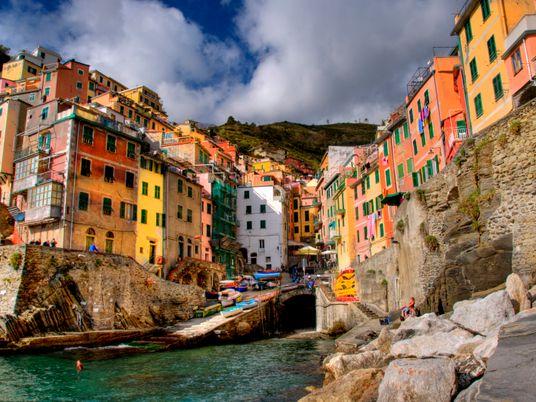 Estas imágenes del archivo de Nat Geo evocan la atmósfera atemporal de la costa italiana