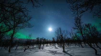 Fotografía: así es el paisaje norteño que inspira mundos de fantasía