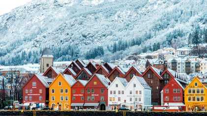Estos fueron los lugares de Noruega que inspiraron Frozen