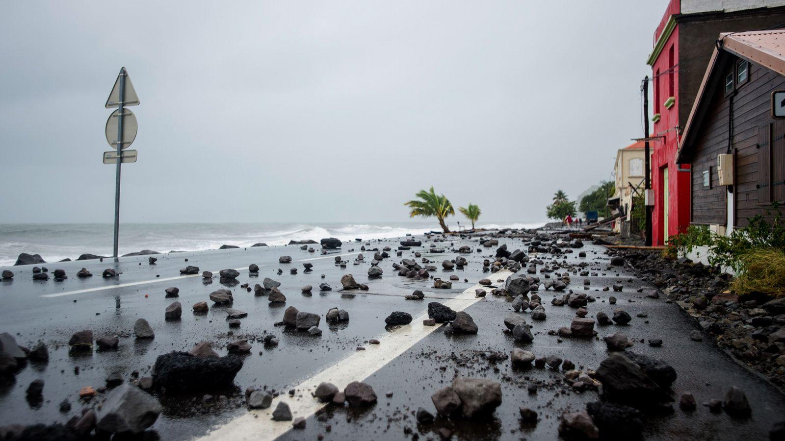 Le Carbet, Martinica
