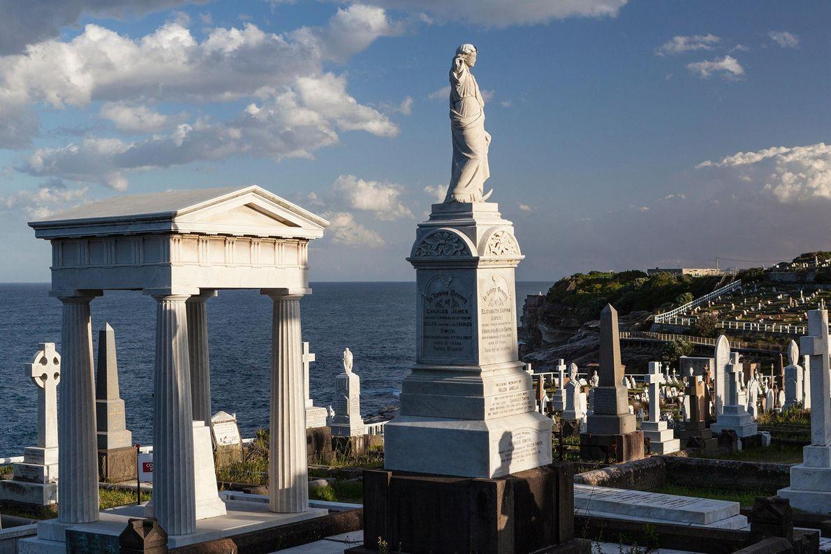 Siete cementerios con vistas espectaculares