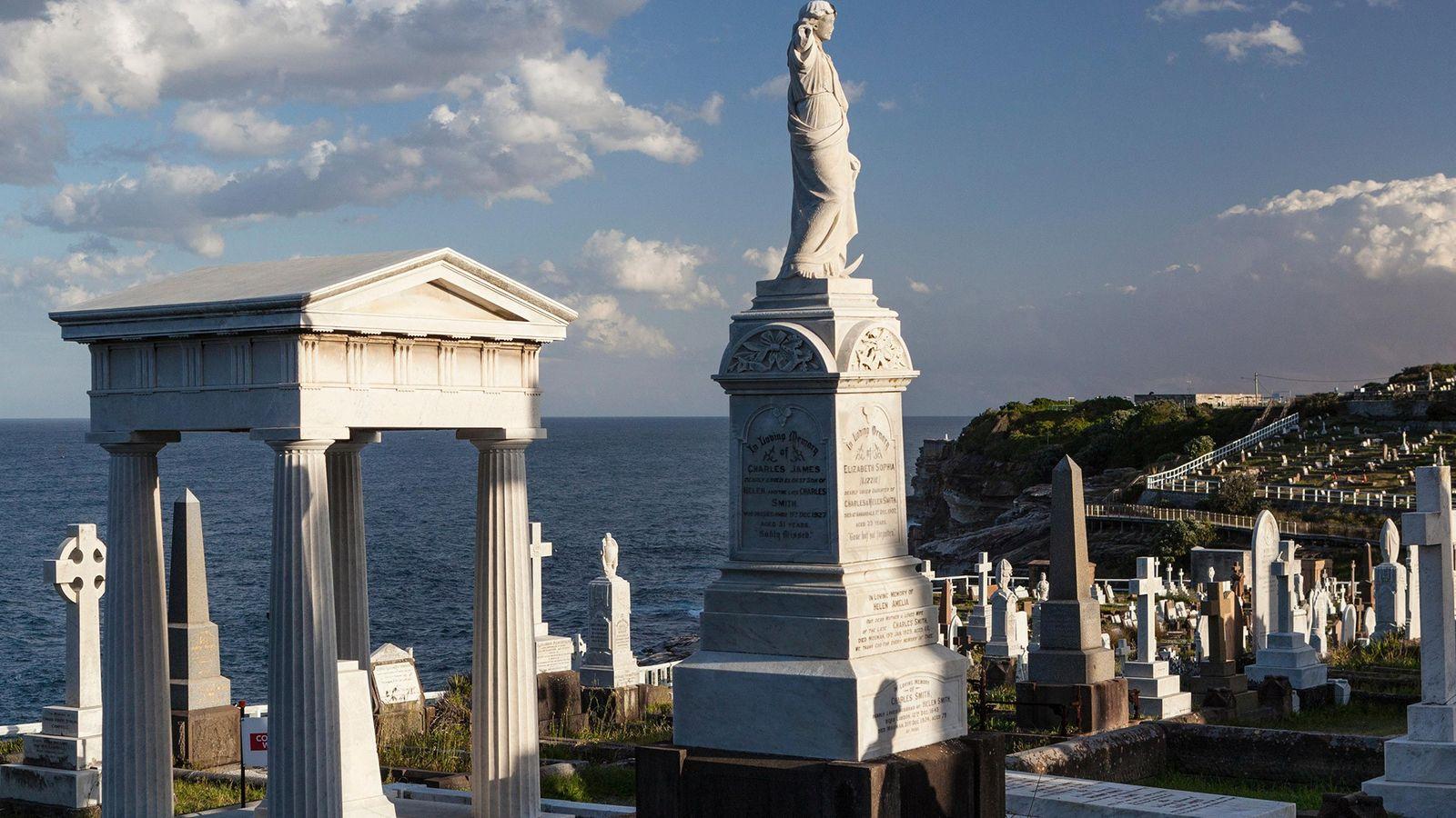 Cementerio de Waverley, Sídney