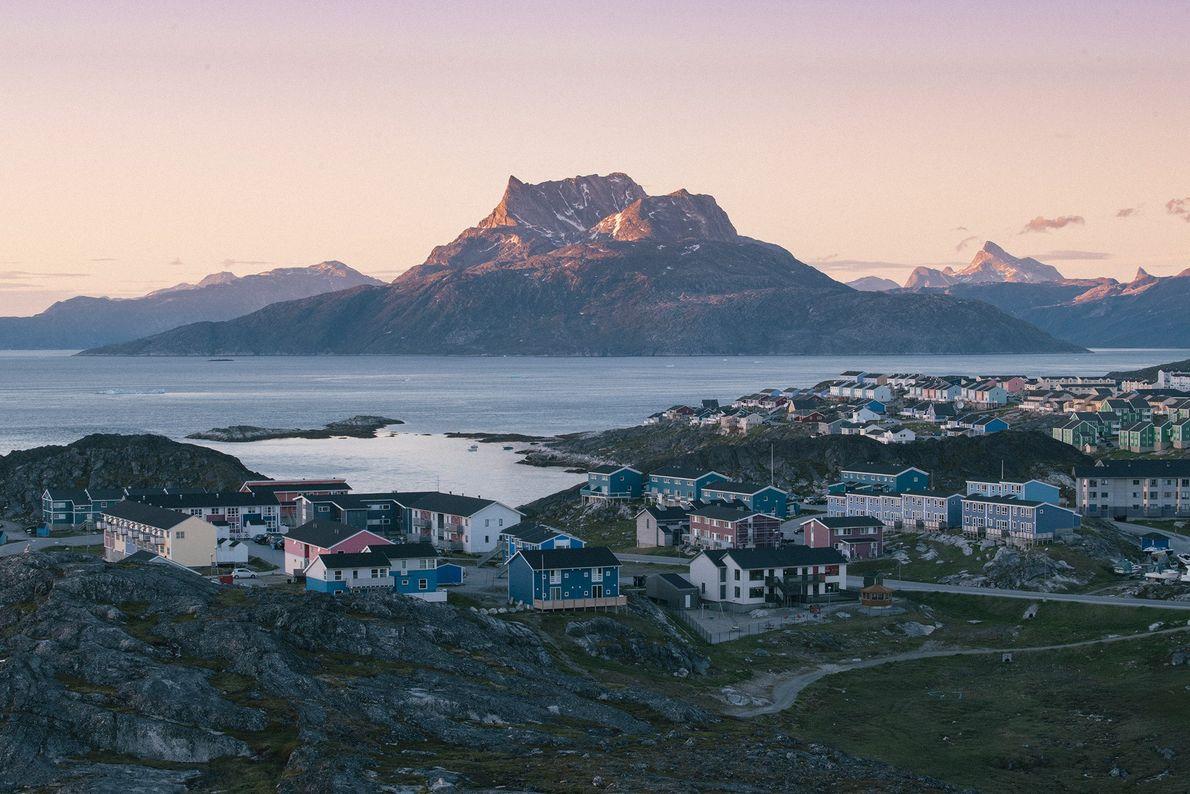 Nuuk, Groenlandia
