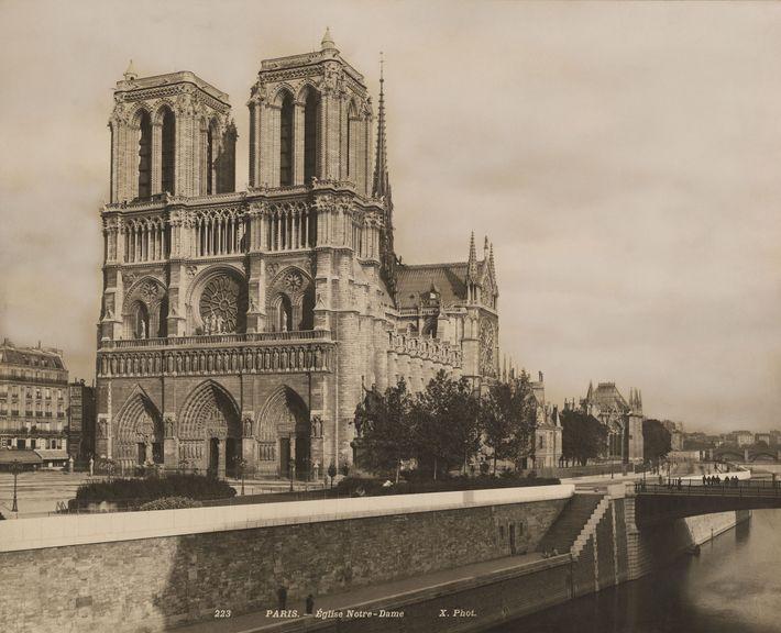 La catedral de Notre Dame