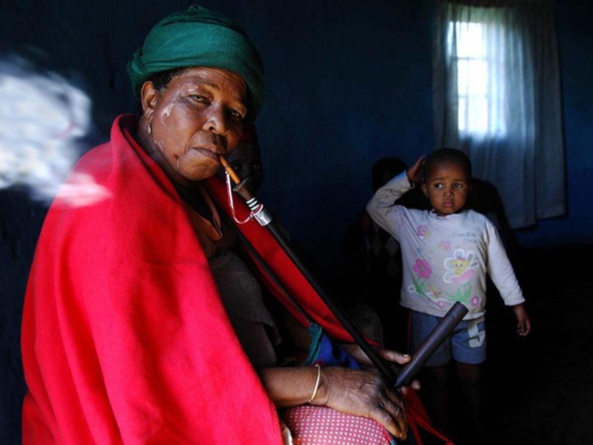 Mujer Xhosa