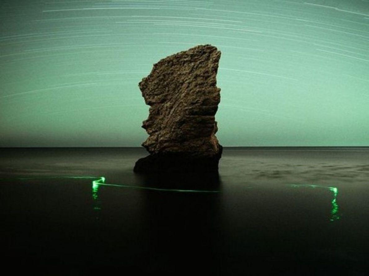 Mar oscuro