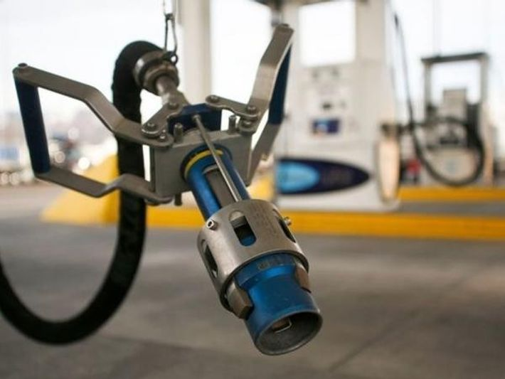 El gas natural para los camiones