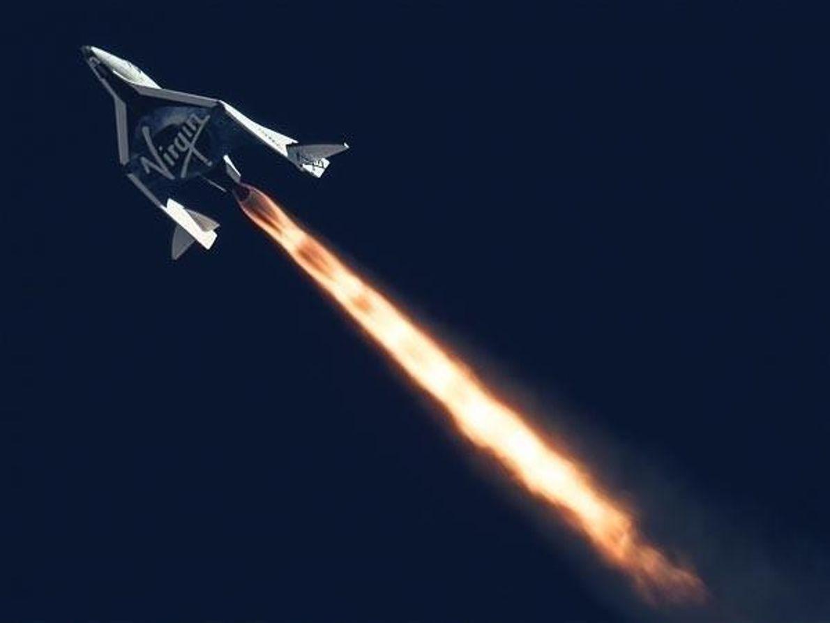 Hacia el espacio