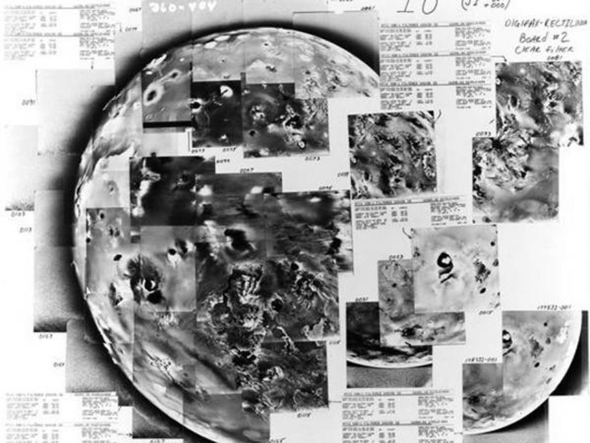 Puzle espacial