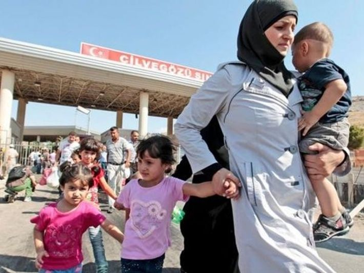 Campo de refugiados