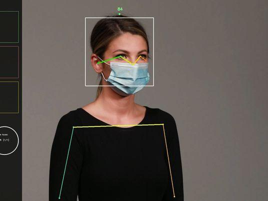 El software de reconocimiento de mascarilla está aquí, para bien o para mal