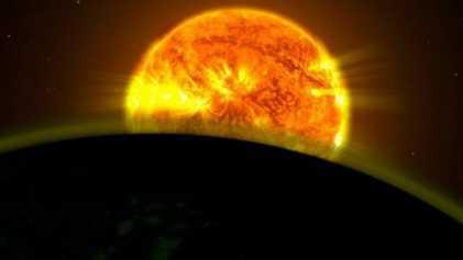 El telescopio Hubble detecta cinco planetas con agua en su atmósfera