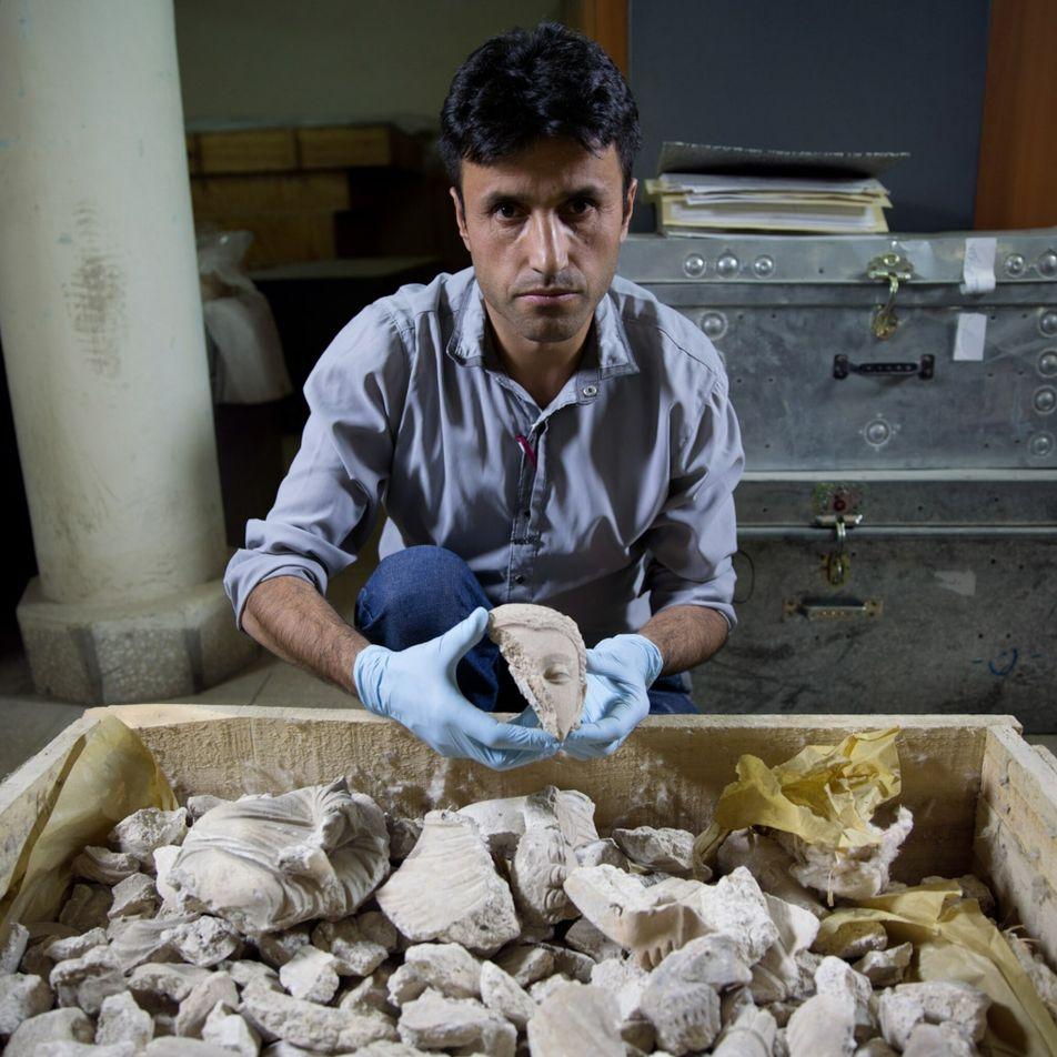 ¿Volverán los talibanes a destruir el patrimonio cultural de Afganistán tras retomar el poder?
