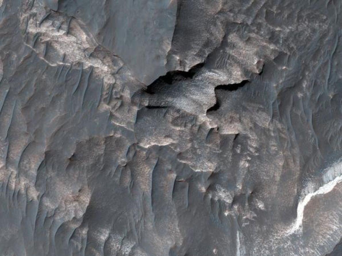 Arena en Marte