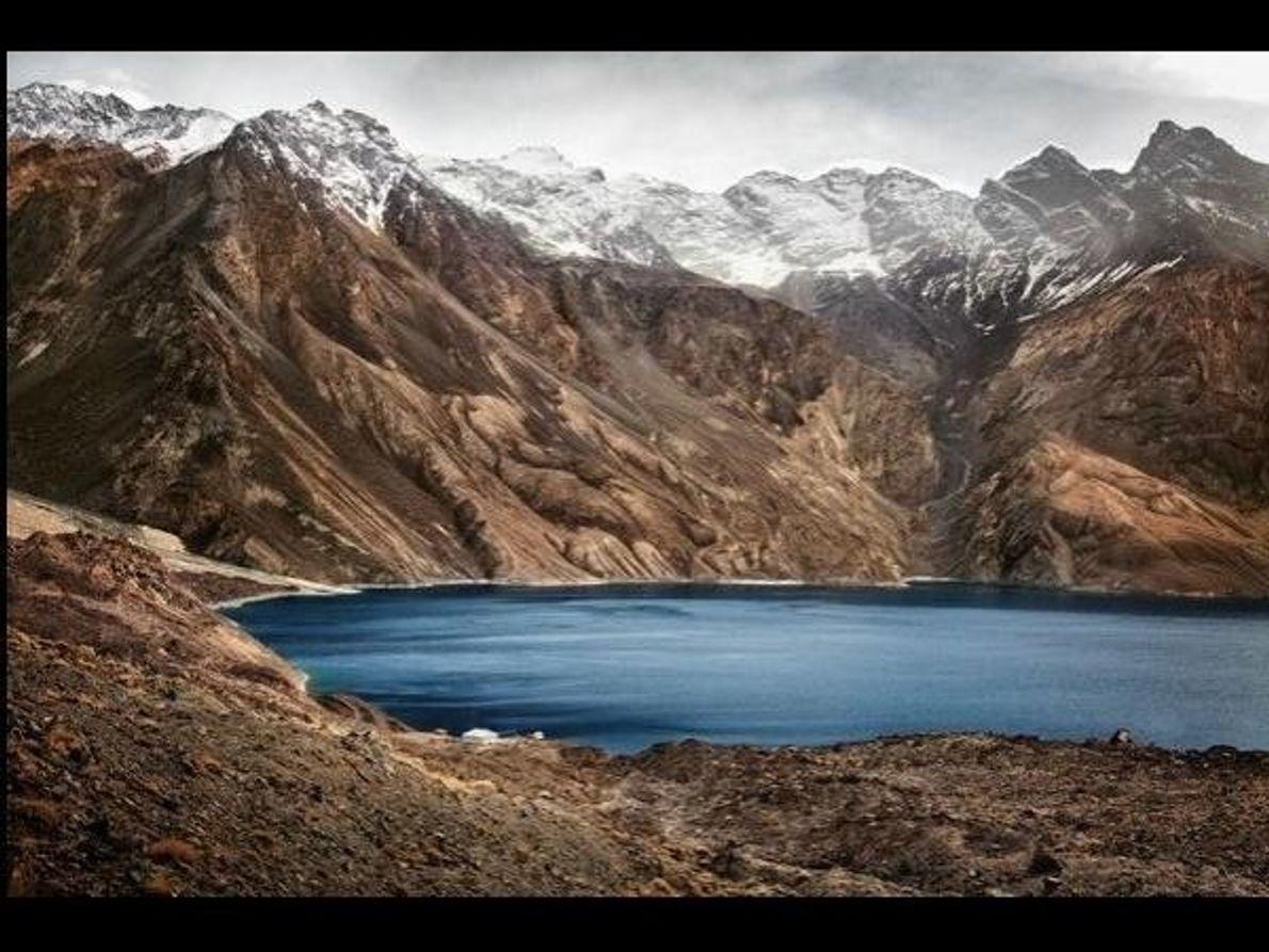 El parquecubre aproximadamente el 18 % de Tayikistán y abarca casi toda la Cordillera de Pamir, además …