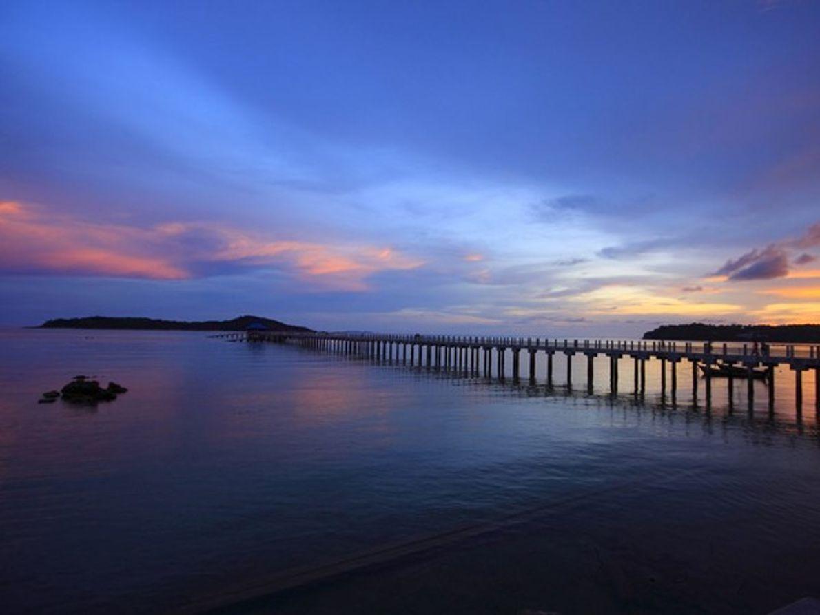 Playa Rawai Pier, Phuket