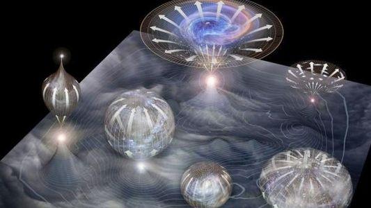El nuevo hallazgo sobre el Big Bang refuerza la teoría del multiuniverso