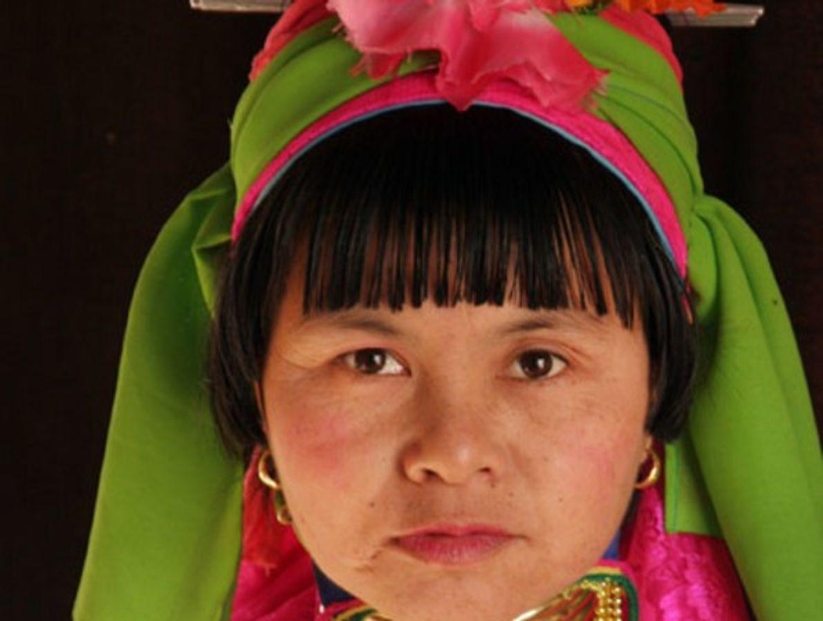 Mujer Padaung