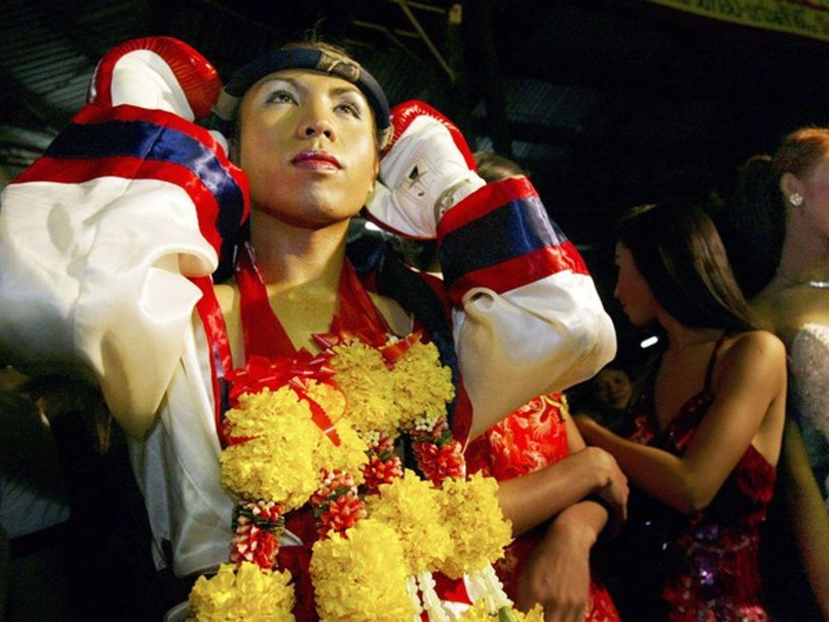 Kickboxer, Bangkok