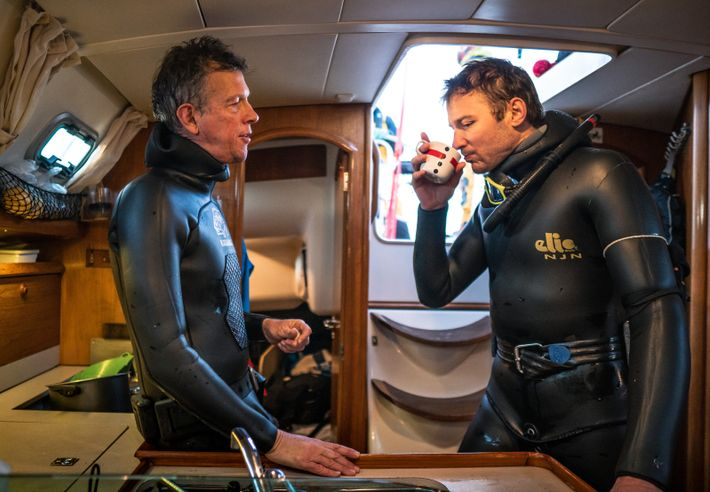 Fabrice Schnöller y Andreas Heide
