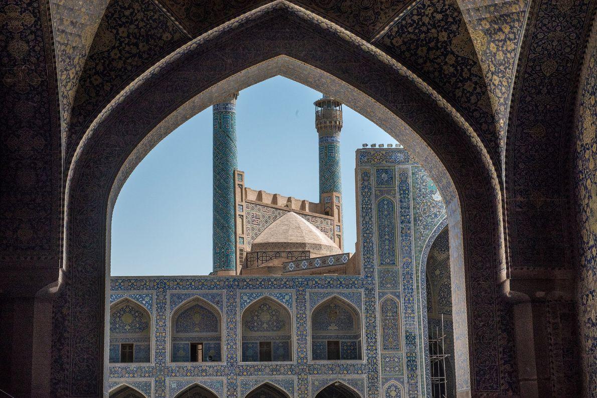 Isfahán, Irán