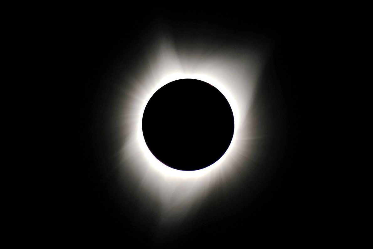 La corona solar