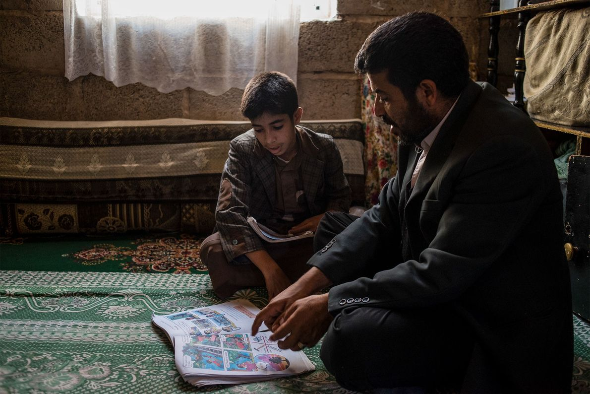 Yahya lee el libro