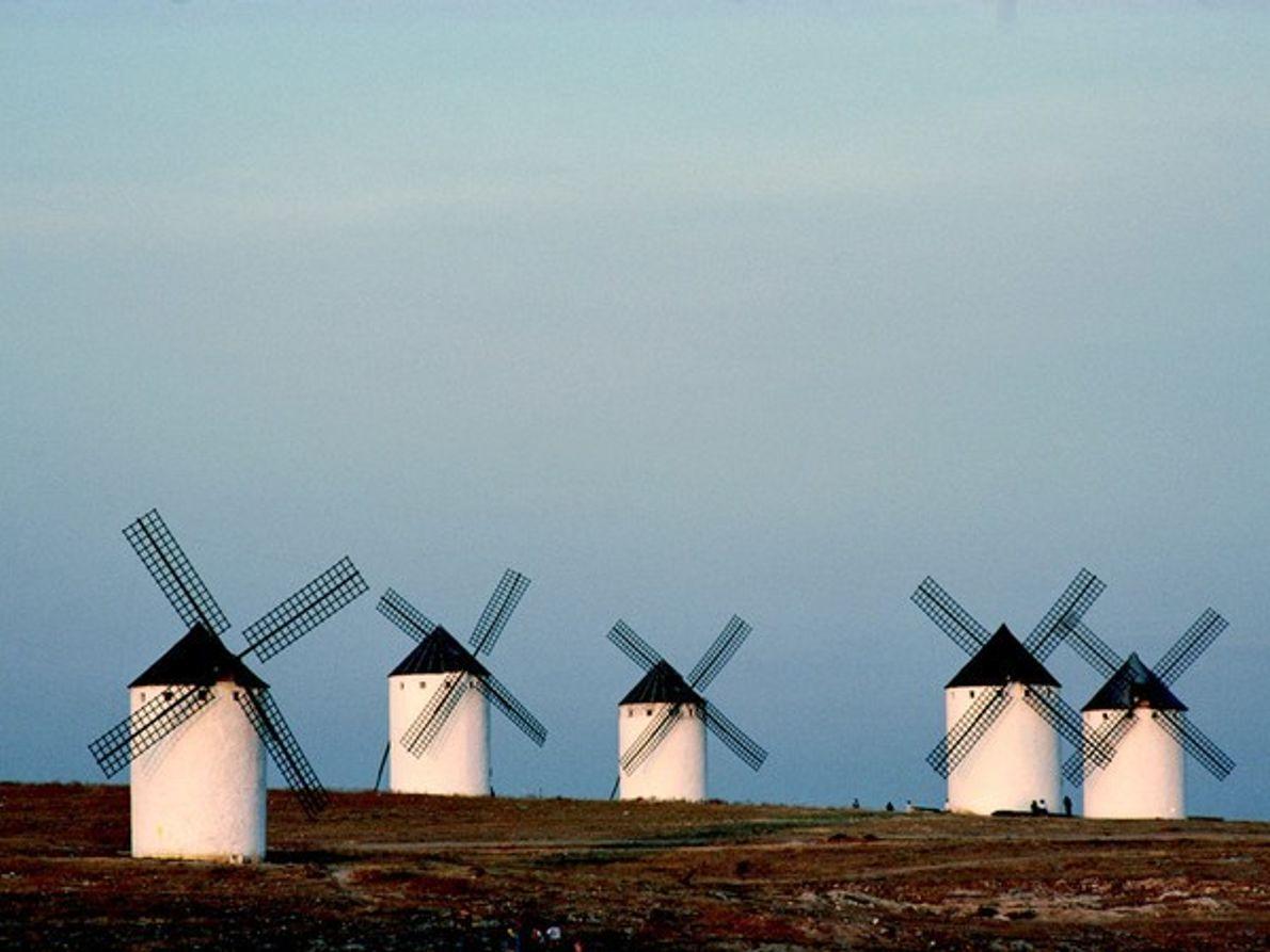 Molinos de La Mancha