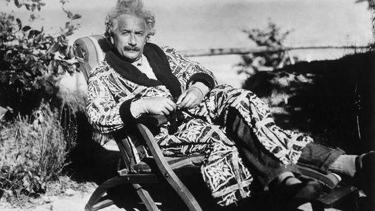Einstein el rebelde