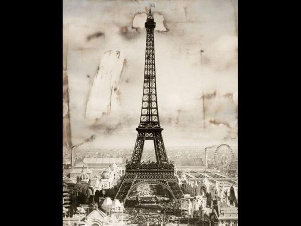 El símbolo de París en septiembre de 1914.