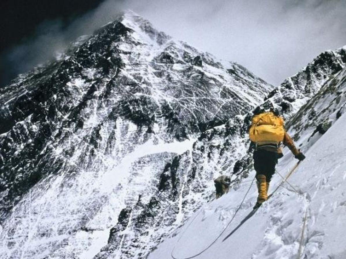 Hacia la cumbre