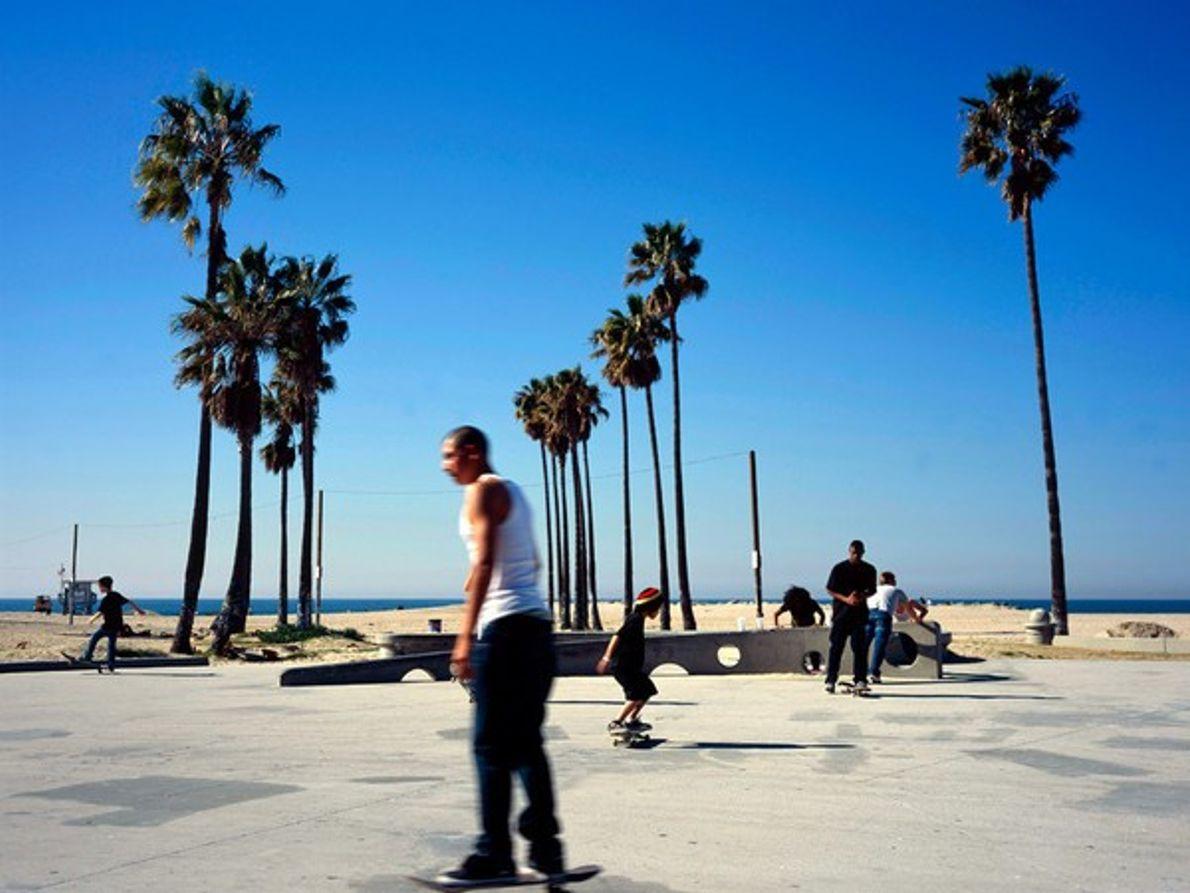 Playa de Venice, California