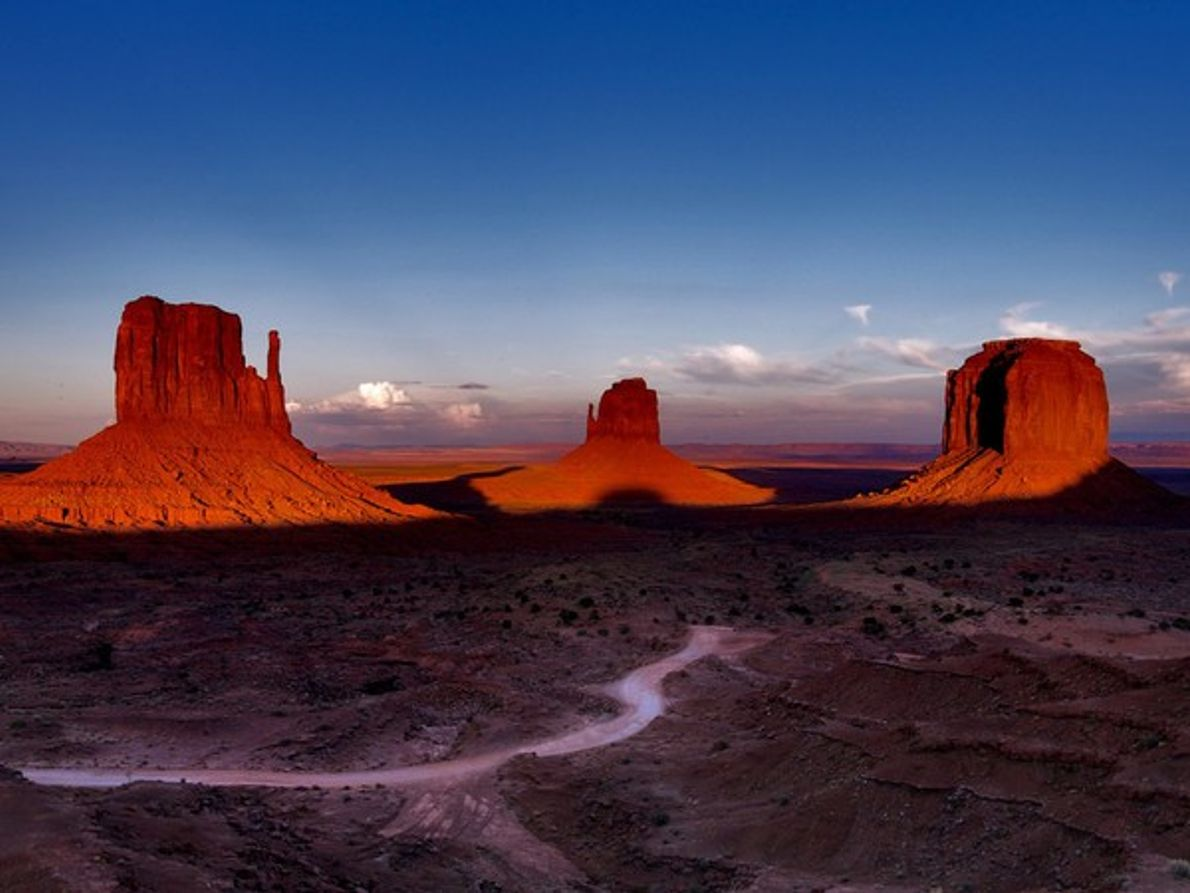 El Valle Monument, Arizona/ Utah