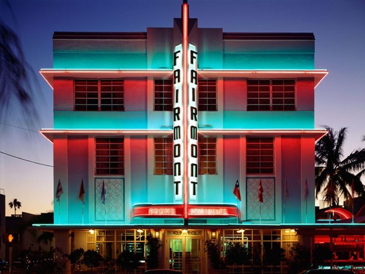 Hotel de Miami Beach