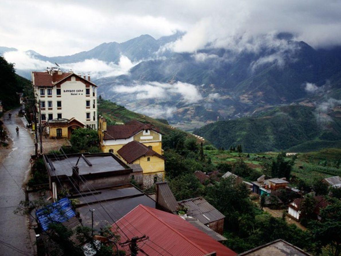 El valle de Sapa
