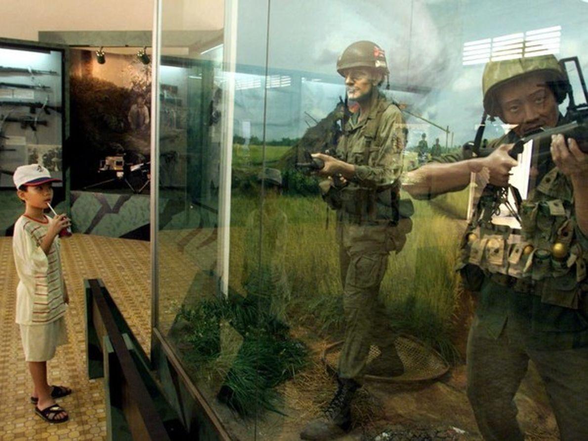 Museo sobre la Guerra de Vietnam
