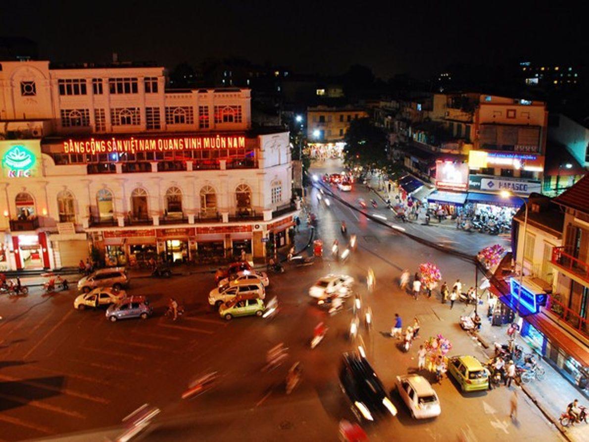 Distrito del Viejo Quarter, Hanoi