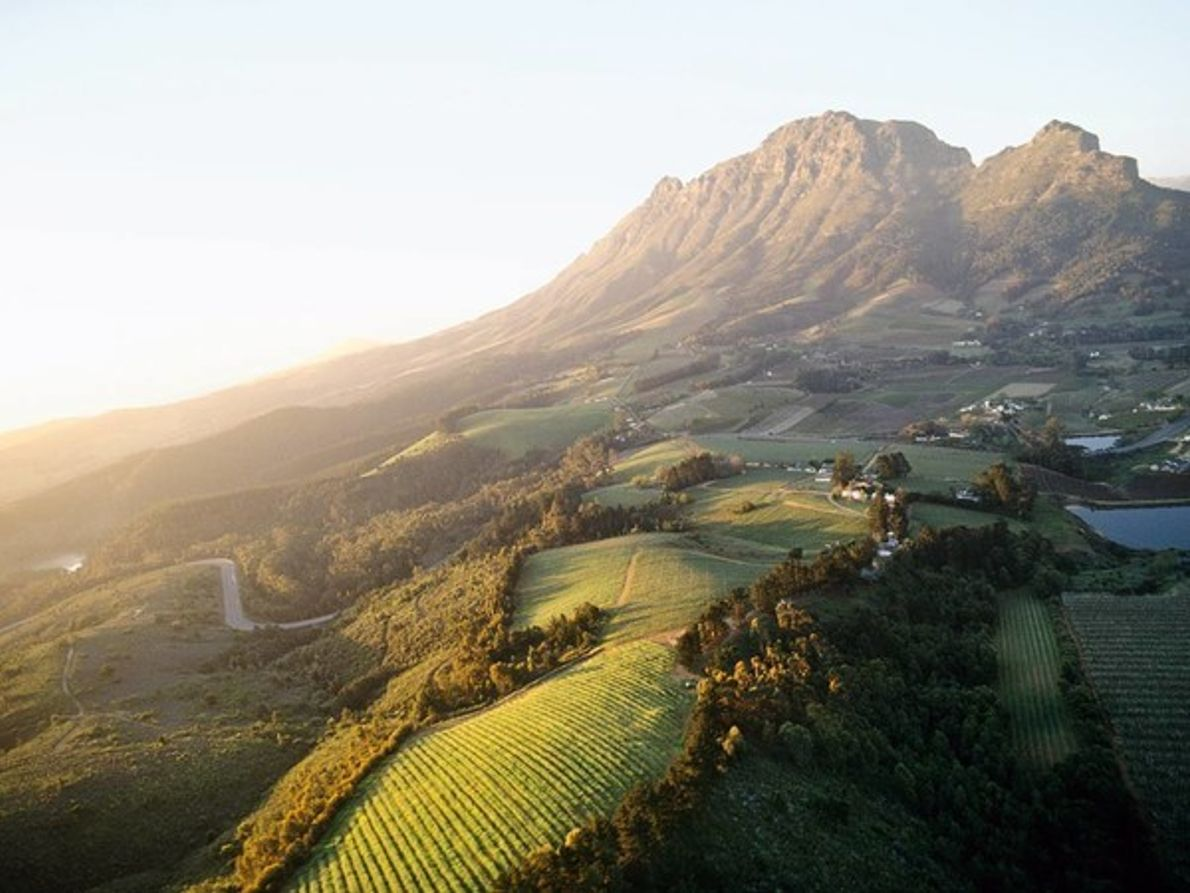 Stellenbosch, Sudáfrica