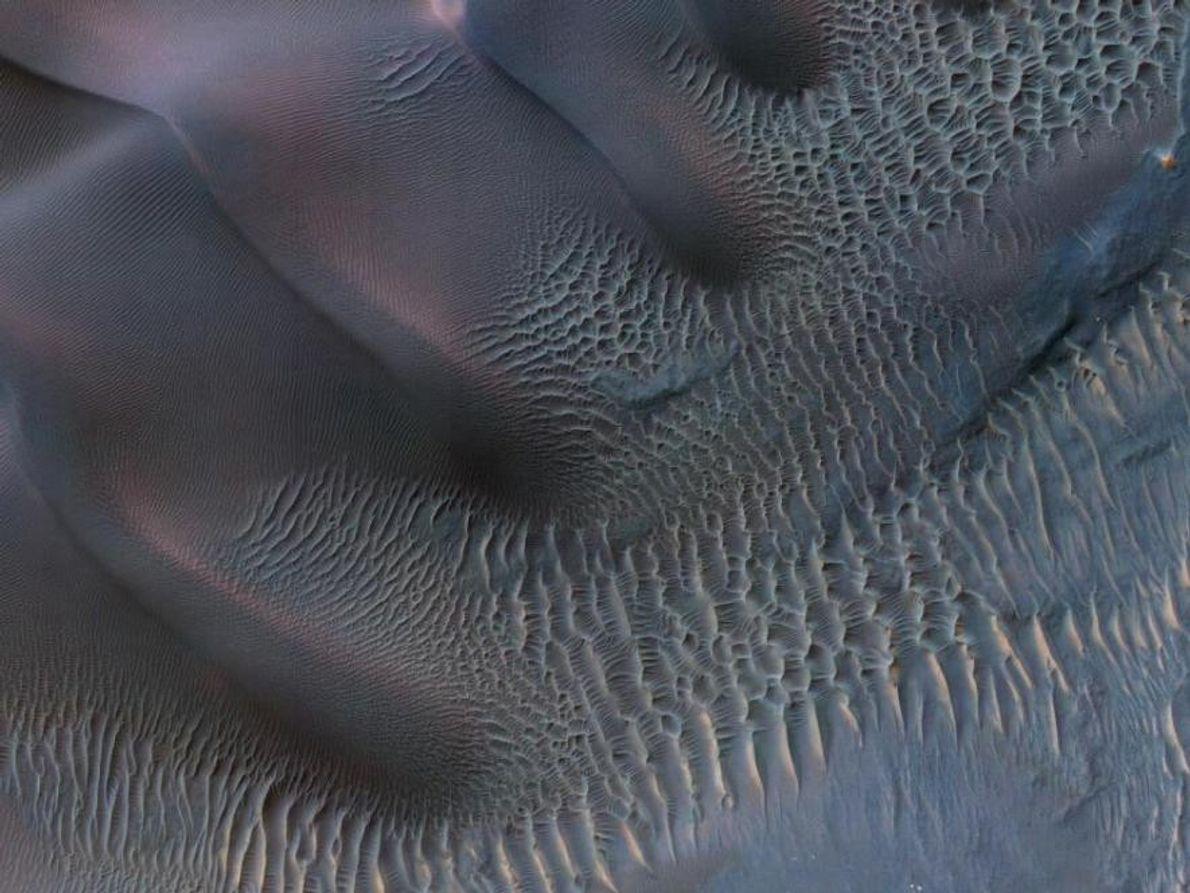 Las dunas de arena
